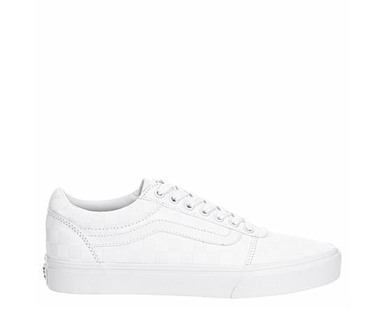 Mens Ward Check Sneaker