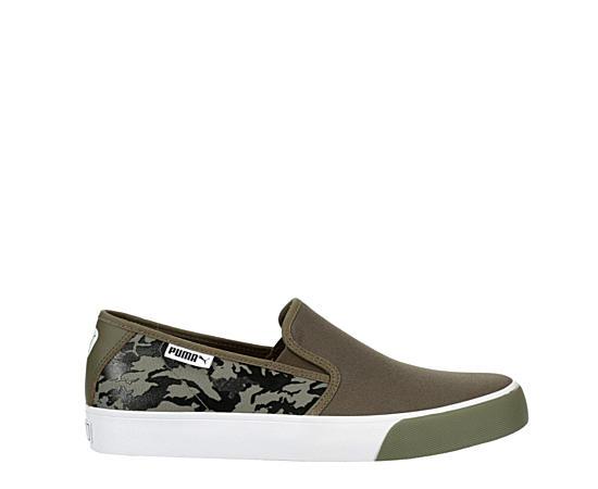 Mens Bari Slip Sneaker