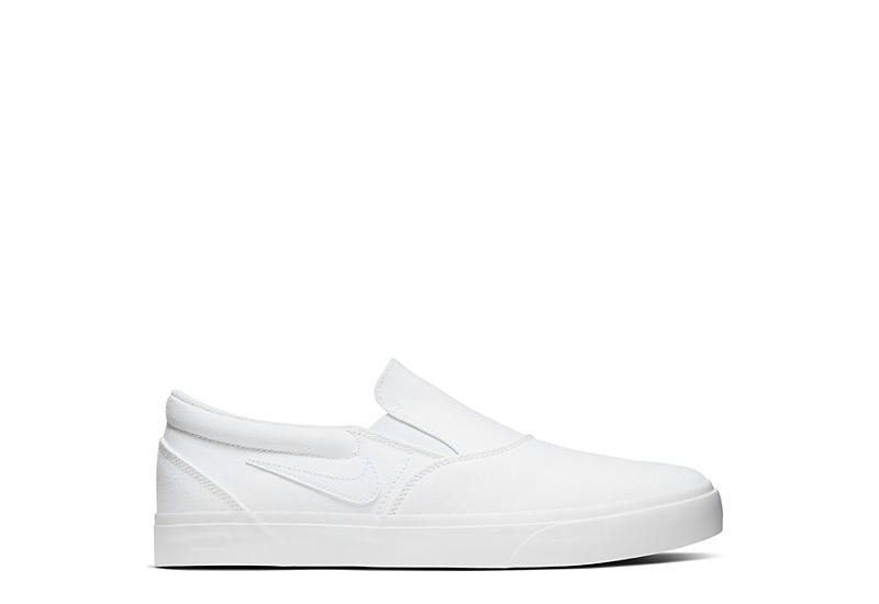 sguardo fisso Fedelmente Sintomi  White Nike Mens Sb Charge Slip On Sneaker | Athletic | Off Broadway Shoes