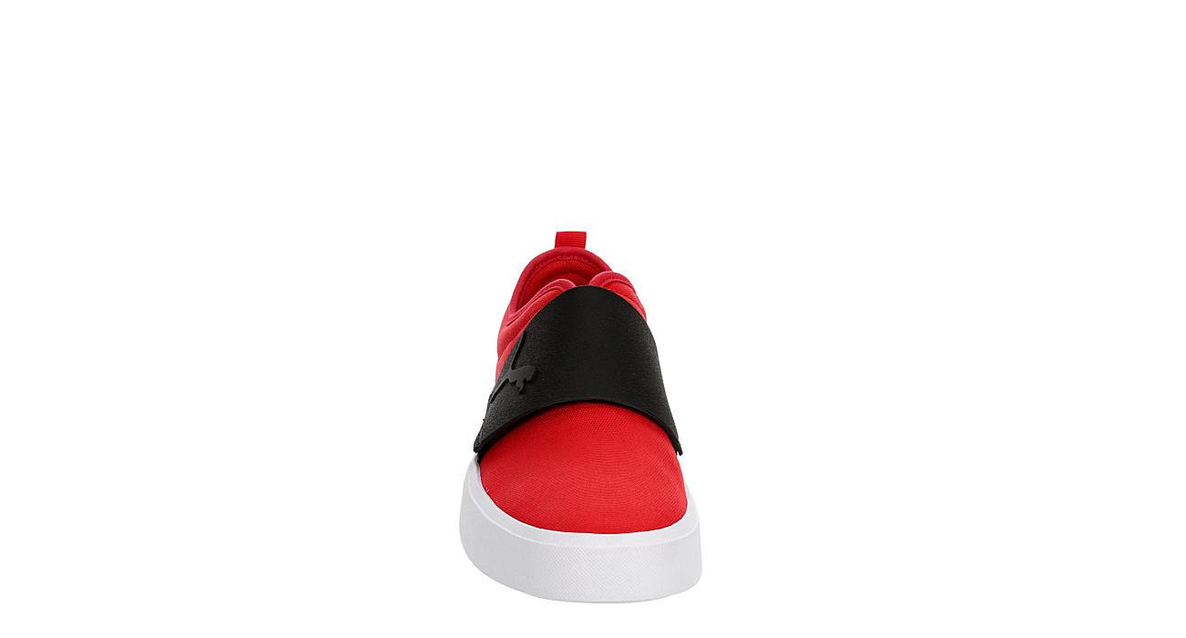 PUMA Mens El Rey Ii Slip-on Sneaker - RED