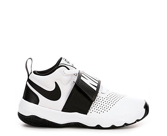 Boys Team Hustle D8 Grade School Sneaker