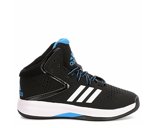 Boys Crossem Up Hi Gradeschool Basketball Shoe