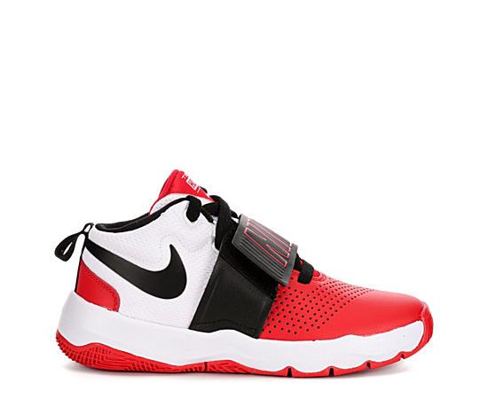 Boys Team Hustle D8 Basketball Shoe
