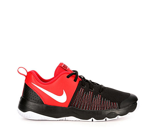 Boys Grade School Hustle Quick Basketball Shoe