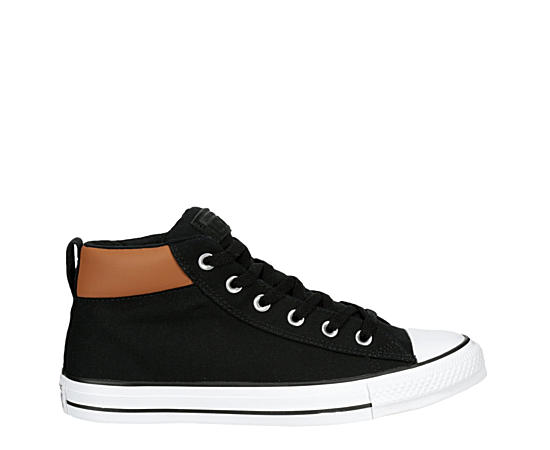 Mens Chuck Taylor All Star Street Mid Sneaker