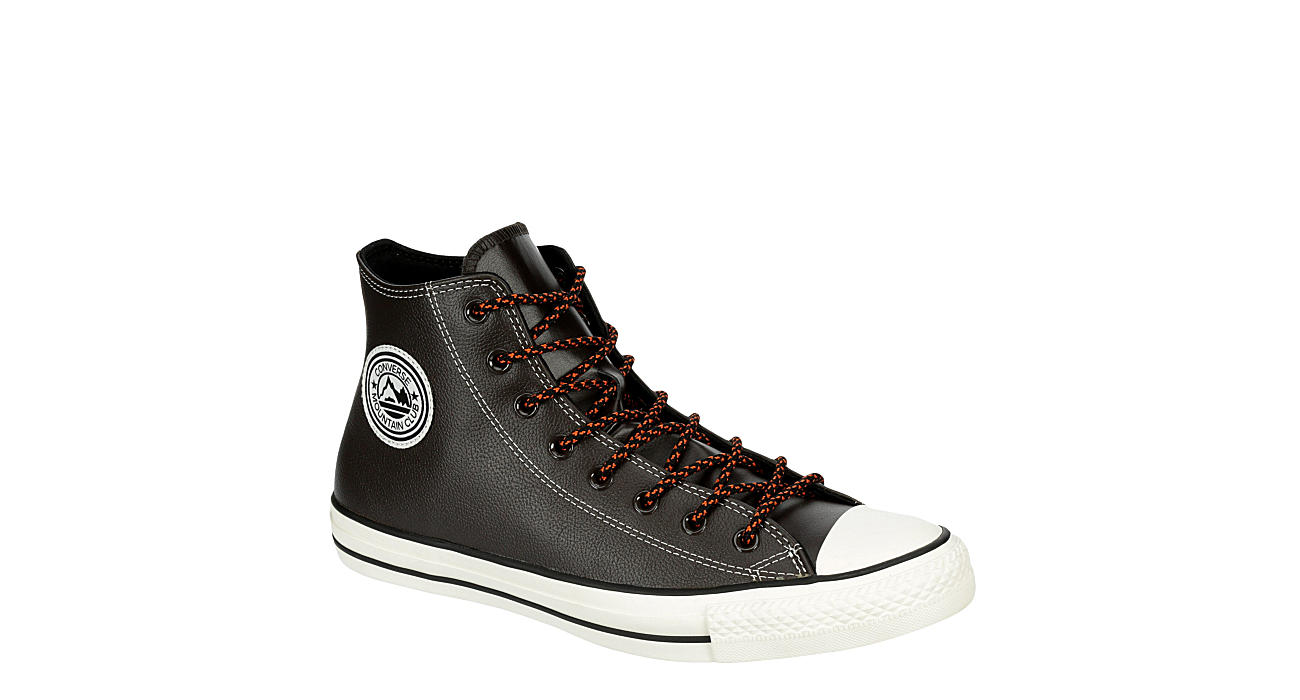 Electrizar arco mini  Brown Converse Mens Chuck Taylor All Stars High Top Sneaker | Athletic |  Off Broadway Shoes