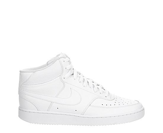 Mens Court Vision Hi Sneaker