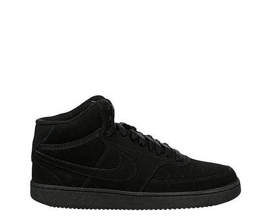 Mens Court Vision Mid Sneaker