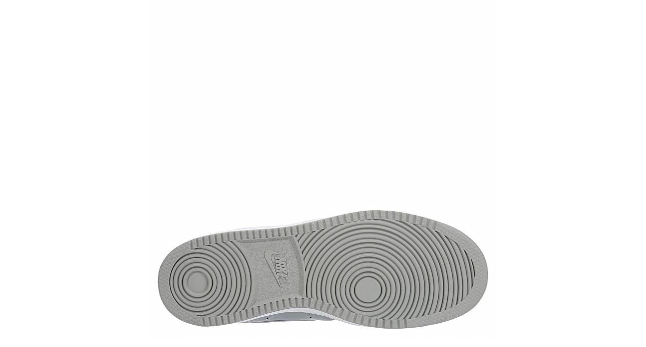 NIKE Mens Court Vision Mid Sneaker - GREY