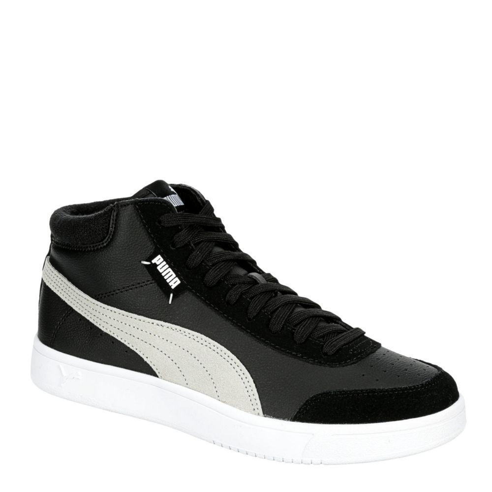 puma mid sneaker