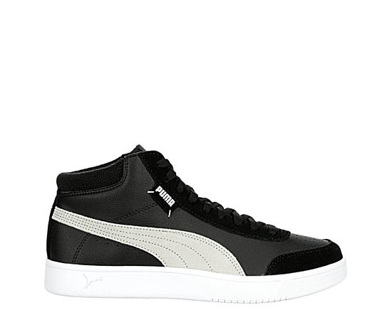 Mens Court Legend Mid Sneaker