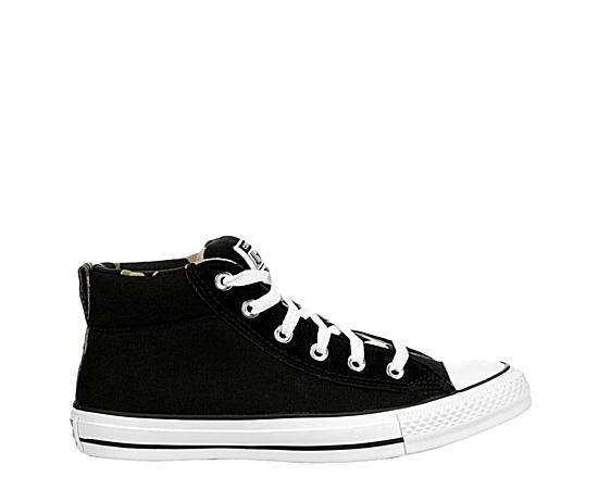 Mens Chuck Taylor All Star Street High Top Sneaker