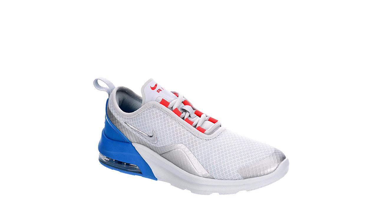 NIKE Boys Girls Air Max Motion 2 Sneaker - PLATINUM