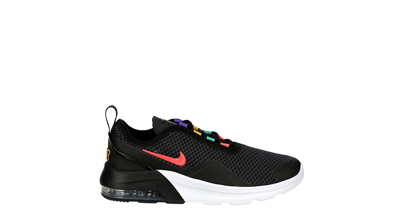 NIKE Boys Boys Air Max Motion 2 Sneaker - BLACK
