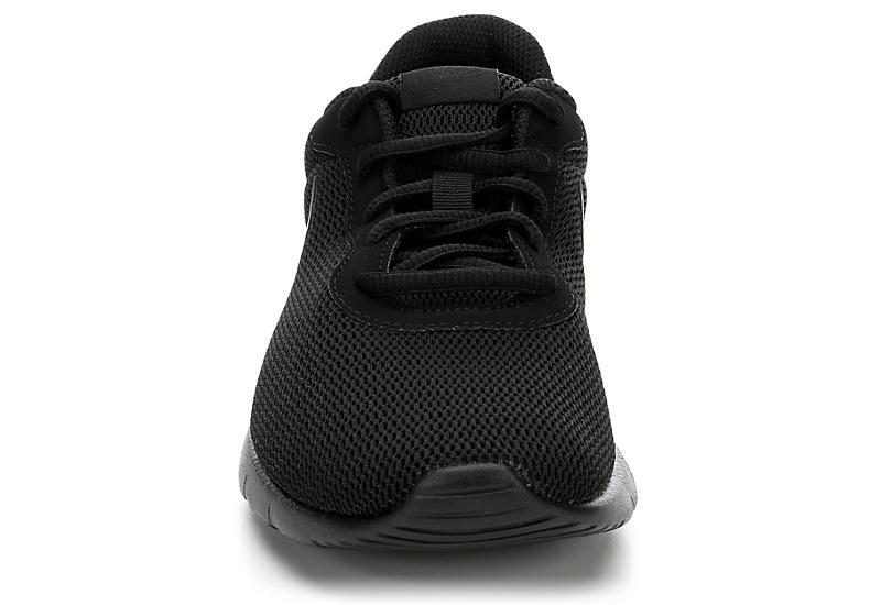 NIKE Boys Grade School Tanjun Sneaker - BLACK
