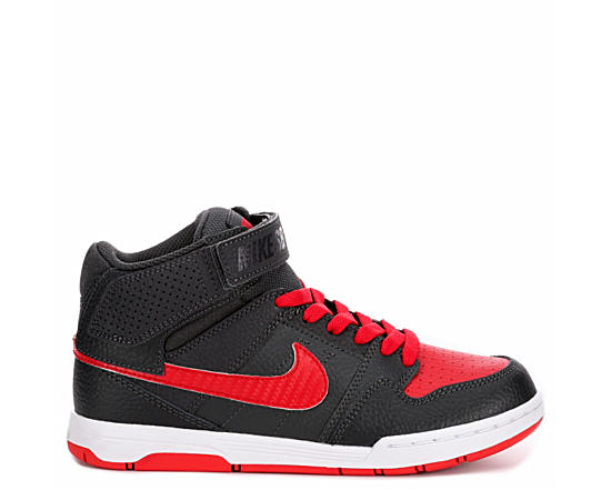 Boys Morgan Jr 2 Mid Grade School Sneaker