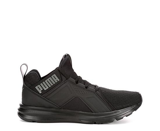 Boys Enzo Mid Sneaker
