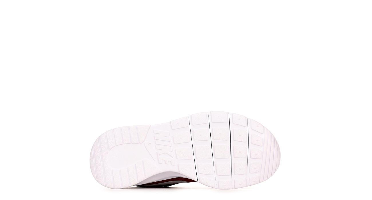 NIKE Boys Grade School Tanjun Sneaker - BURGUNDY
