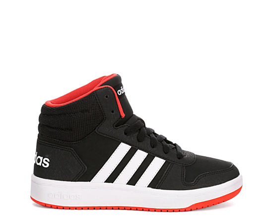 Mens Boys Grade School Hoops Mid Sneaker