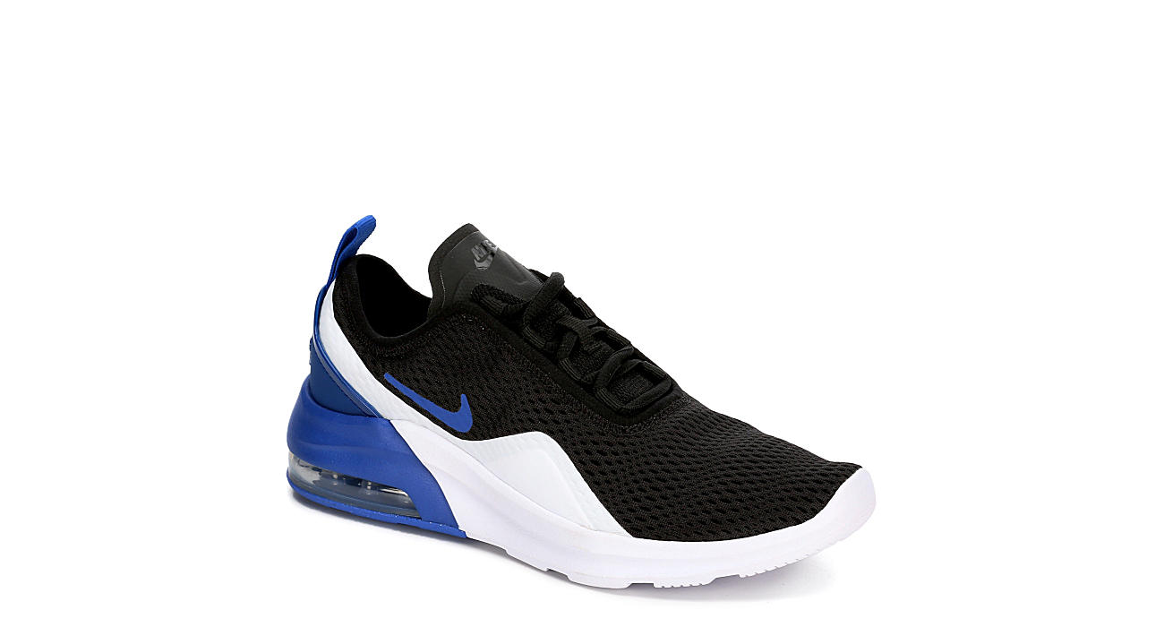 new arrival 0c52a 03f23 Nike Boys Air Max Motion 2 Sneaker - Black
