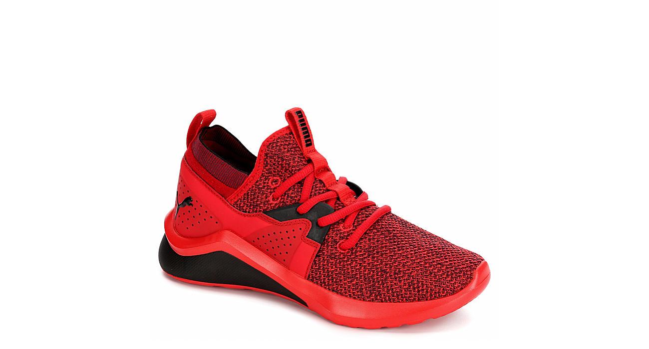 5c86ba8805e1 Puma Boys Emergence Sneaker - Red