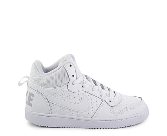 Boys Court Borough Mid Sneaker