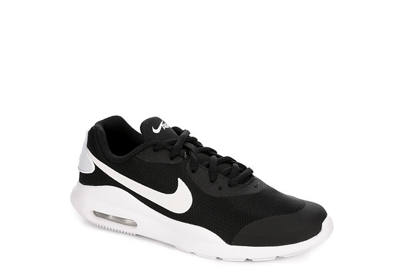 abb2a66b95 Black Nike Boys Air Max Oketo | Athletic | Off Broadway Shoes