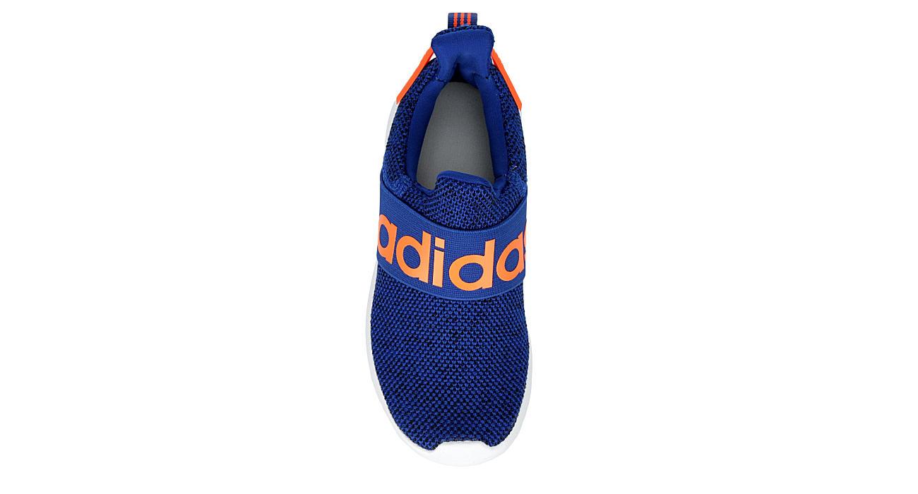 ADIDAS Boys Lite Racer Adapt Running Shoe - BLUE