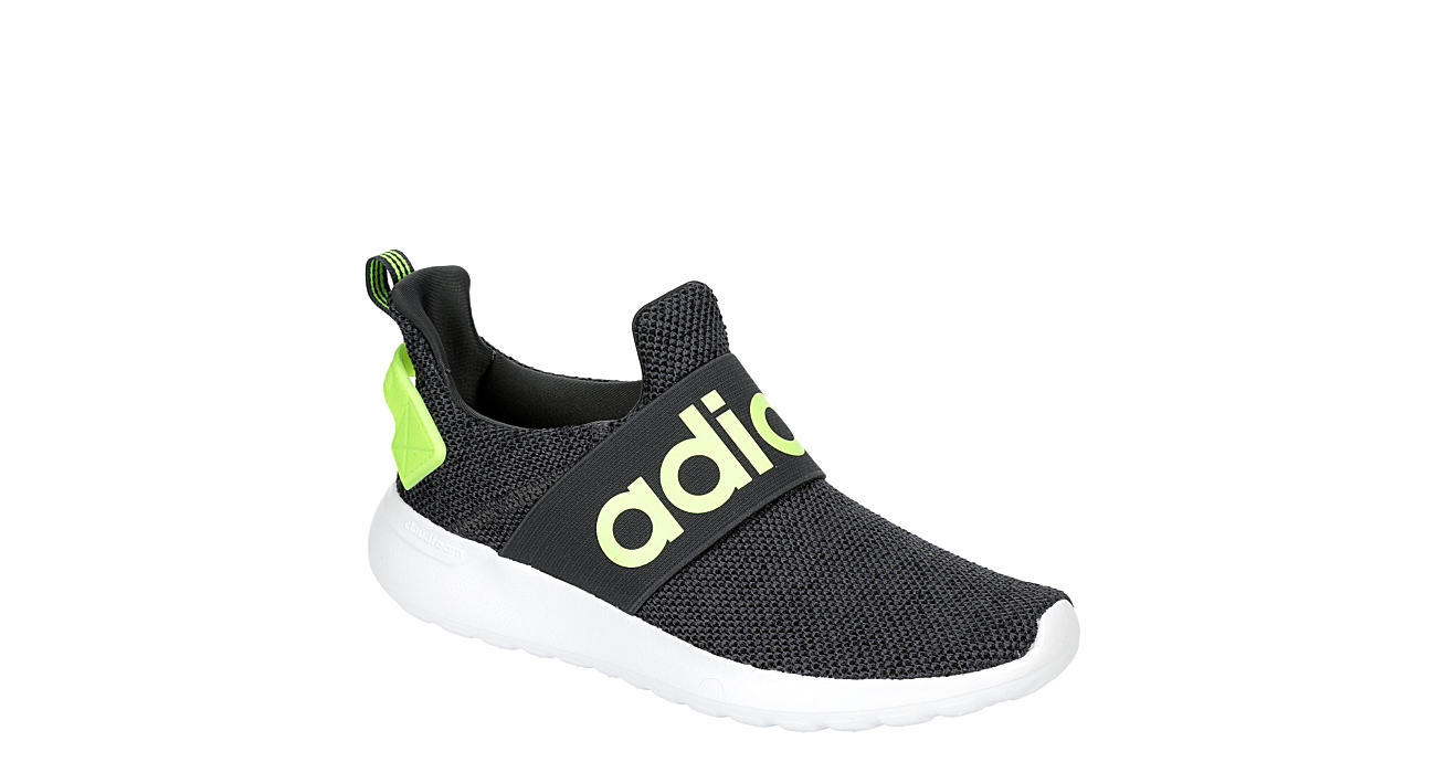 ADIDAS Boys Lite Racer Adapt Running Shoe - DARK GREY