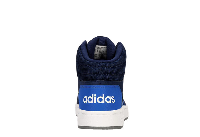 ADIDAS Boys Hoops Vs Mid - BLUE