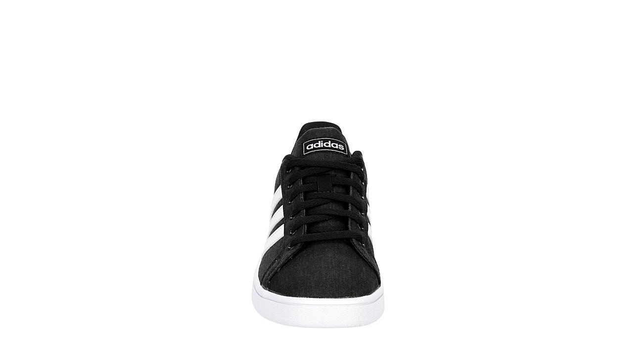ADIDAS Boys Grand Court Sneaker - BLACK