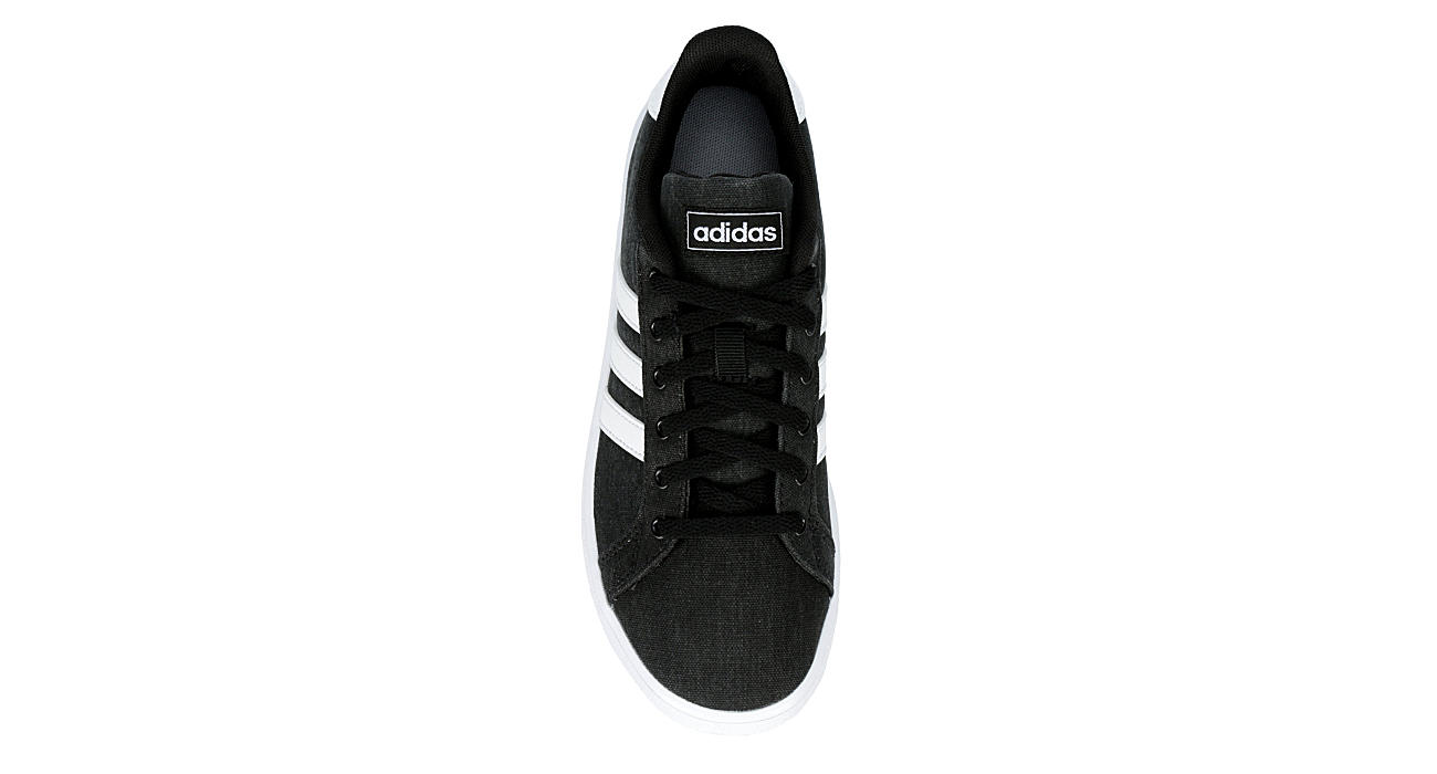 ADIDAS Boys Grand Court - BLACK