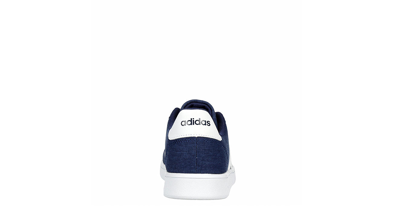 ADIDAS Boys Grand Court Sneaker - NAVY