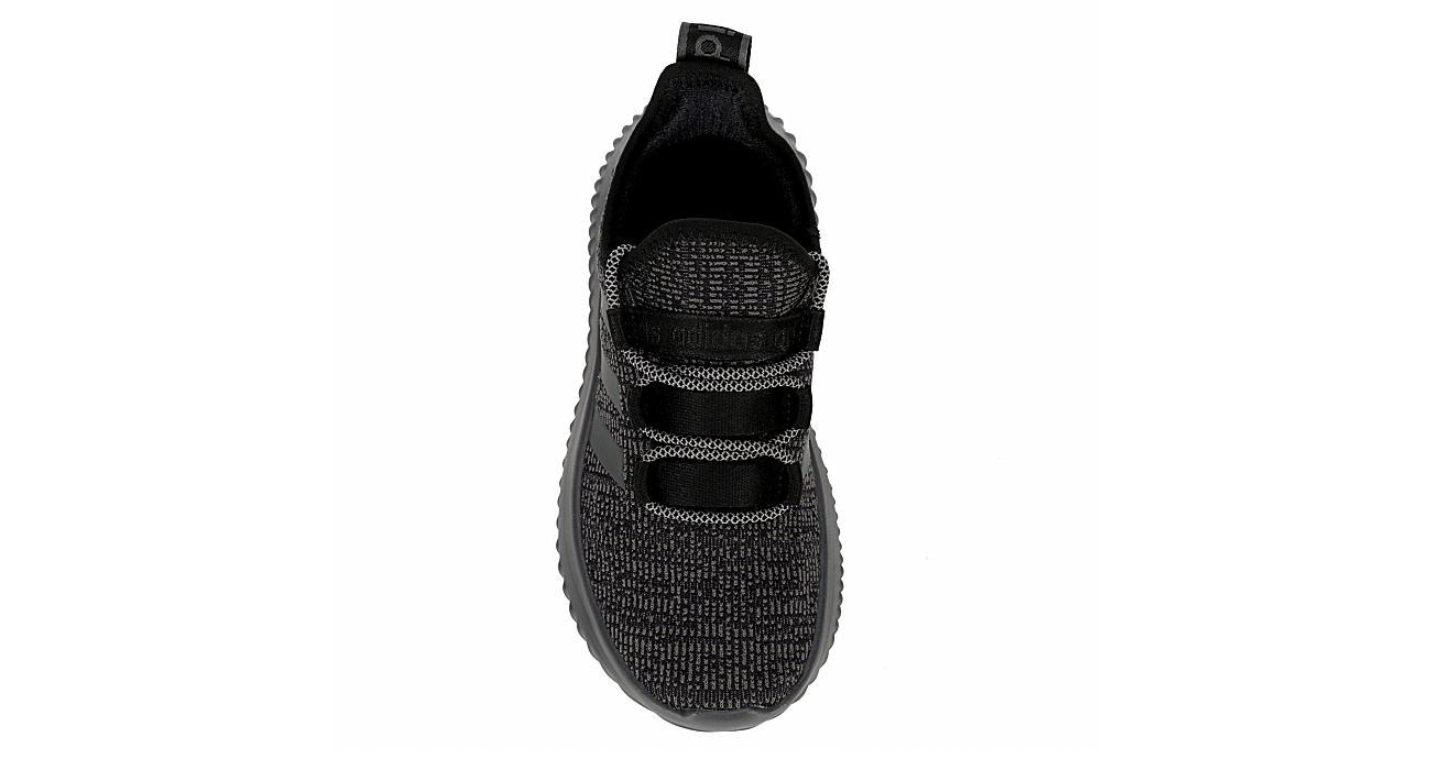 ADIDAS Boys Kaptir Running Shoe - BLACK