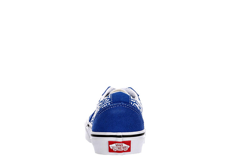 VANS Boys Ward - BLUE