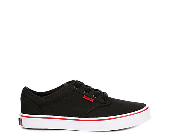Boys Atwood Rock Text Gradeschool Sneaker