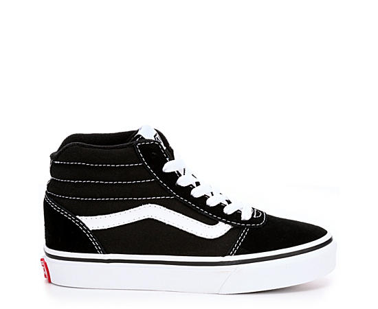 Boys Ward High Top Grade School Sneaker