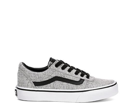 Boys Ward Low Text Grade School Sneaker