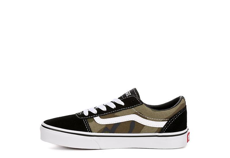 VANS Boys Ward Sneaker - CAMO