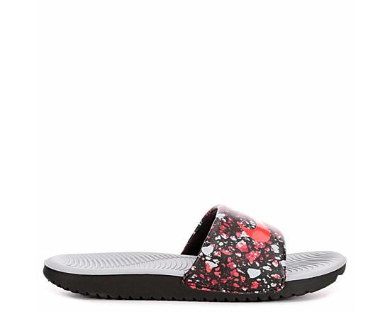 Boys Kawa Slide Print Sandal