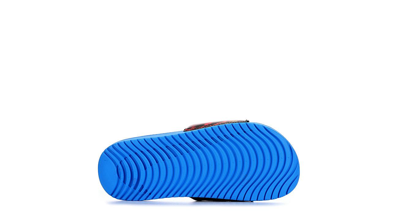 NIKE Boys Kawa Slide Sandal - BLUE