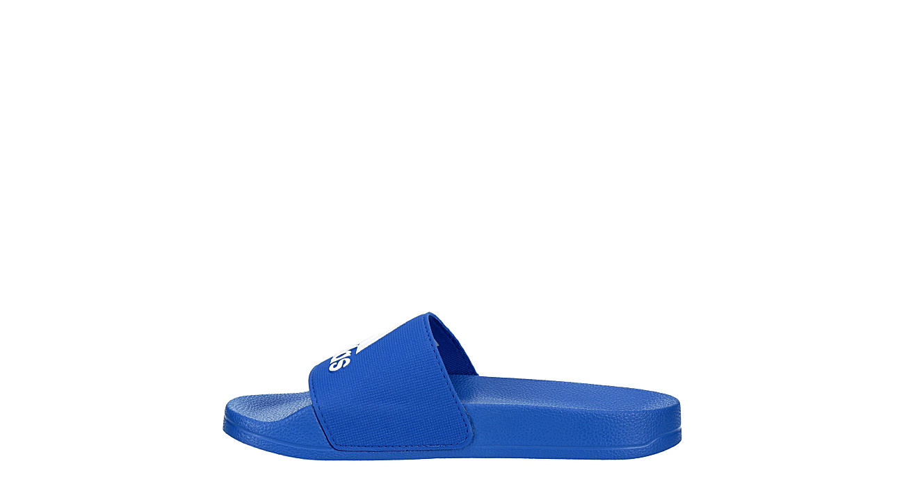ADIDAS Boys Grade School Adilette Shower Slide - BLUE