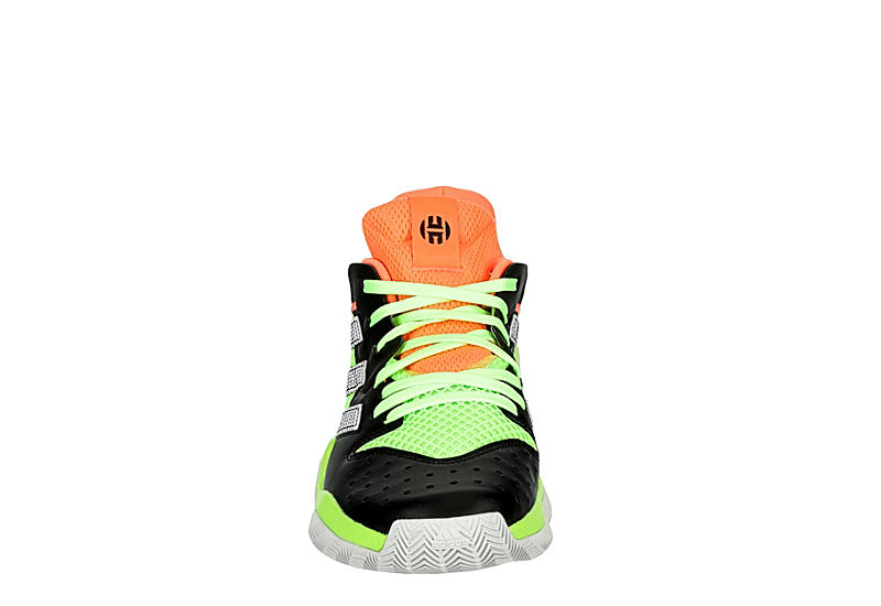 ADIDAS Mens Harden Stepback Basketball Shoe - LIME