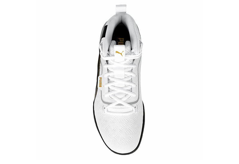 PUMA Mens Legacy 68 Sneaker - WHITE