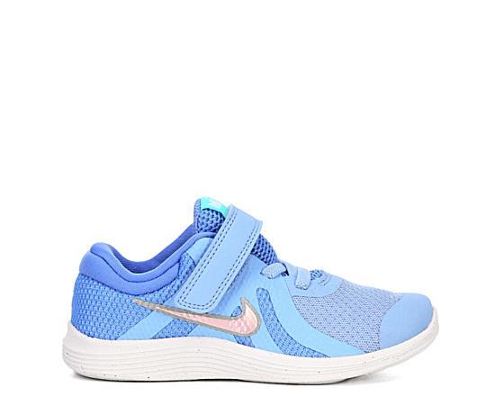 huge selection of 792e4 a2dc6 Girls Revolution 4 Toddler Running Shoe