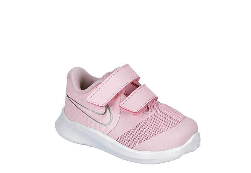 get cheap 902b9 0403f PINK NIKE Girls Star Runner 2