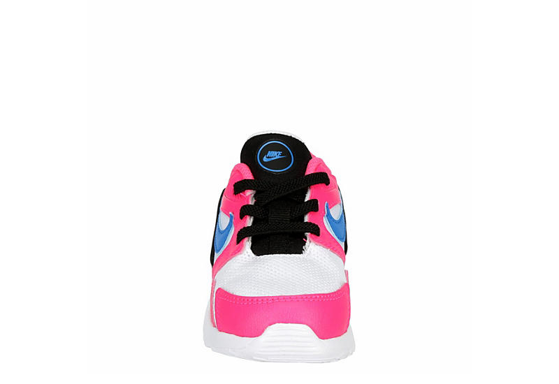 NIKE Girls Infant Ld Victory Sneaker - WHITE