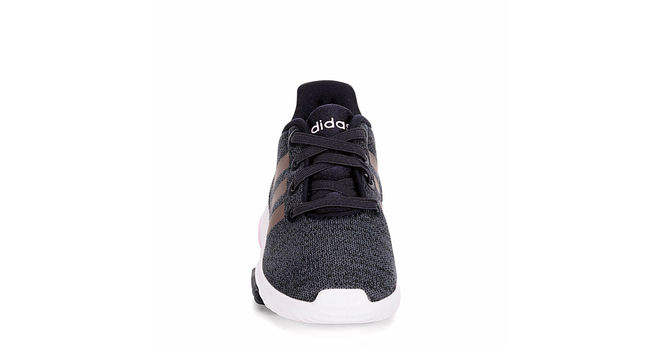ADIDAS Girls Infant Racer Tr Sneaker - NAVY