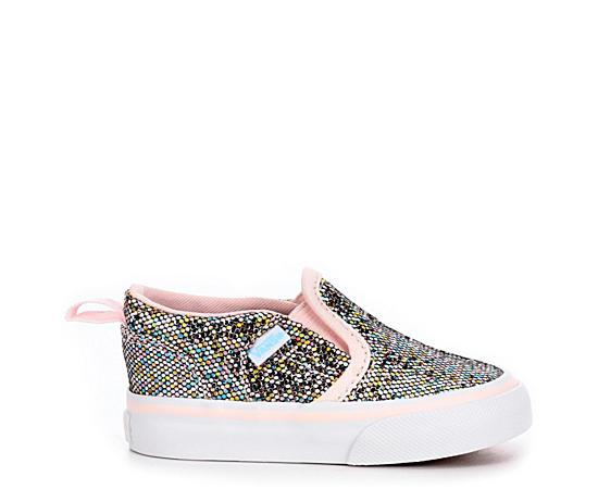 Girls Asher V Glitter Toddler Sneaker
