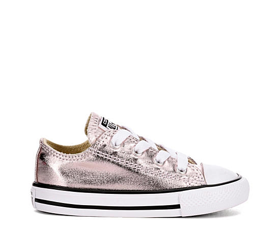 Girls Chuck Taylor All Star Lo Toddler Sneaker